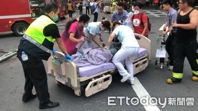 台北醫院大火護師遭起訴 衛福部:遺憾