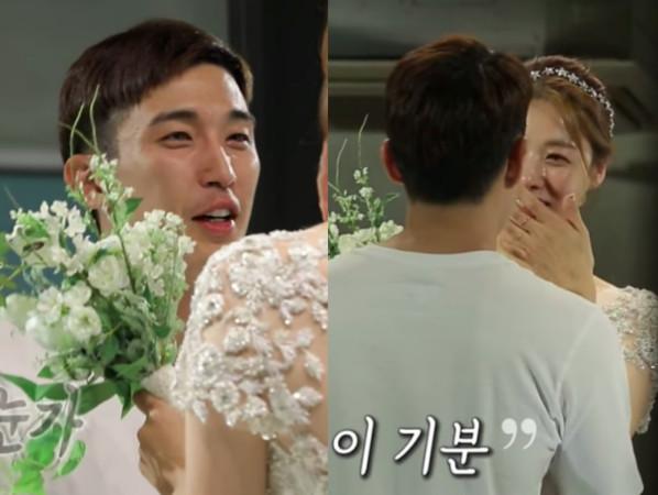 ▲▼ 老婆帶11歲兒嫁給他! 姜景晙:對我來說,她過去不重要。(圖/翻攝自SBS)