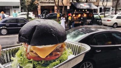 餐車就是DJ台!《黑膠漢堡Scratch Burger》聽歌&吃飽混出嘻哈味