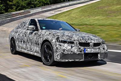BMW「3系列大改款」官方暴雷
