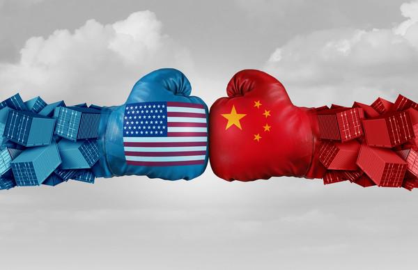 ▲中美貿易戰,正打得火熱。(圖/達志/示意圖)