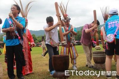 關山聯合豐年祭 600阿美族人相聚