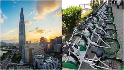 首爾將有電動腳踏車可以騎!外國人也可借 上下坡不用再喘吁吁