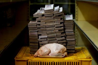 惡性通膨!委內瑞拉發新鈔「面額100萬」 價值不到台幣15元