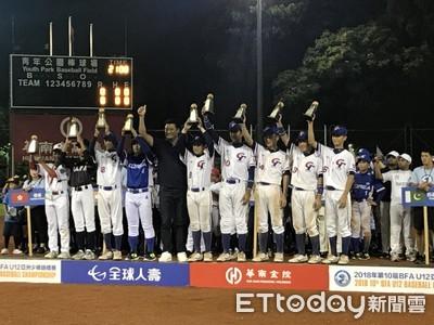 中華隊明星球員占6名 豐收個人獎