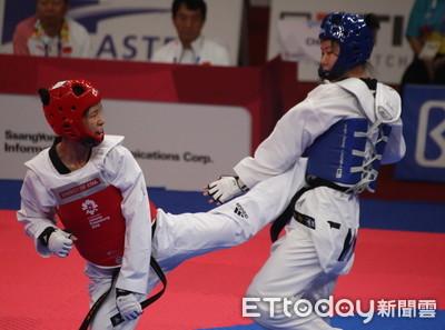 跆拳團體賽4強 中華將戰俄羅斯