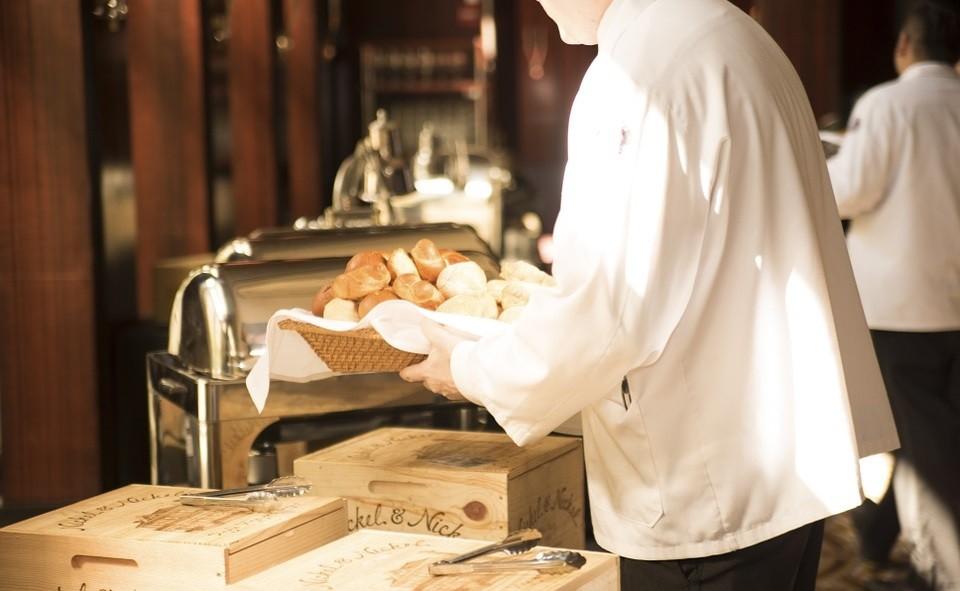 ▲▼麵包店,服務生,餐廳,店員,員工。(圖/pixabay)