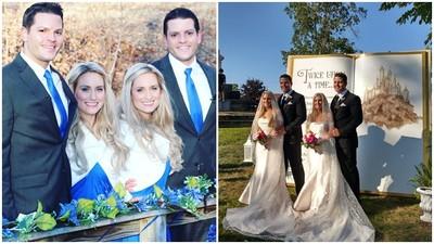 雙胞「姊妹嫁兄弟」,婚後4人還要住一起! 孩子不會認錯爸媽嗎