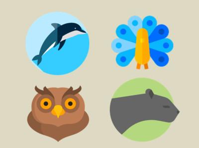 你體內藏「4種動物」?貓頭鷹愛搞孤僻、海豚「做功徳」