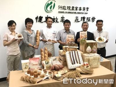 新品種台南秈18號 讓碗粿口感Q軟