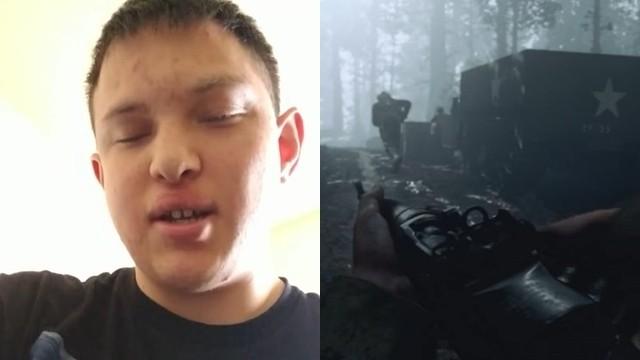直播主「不看螢幕」在遊戲中殺了1萬人 網友吃驚...他是個全盲
