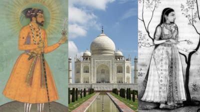 《泰姬瑪哈陵》建完之後..皇帝把女兒當亡妻 搞曖昧「封第一夫人」