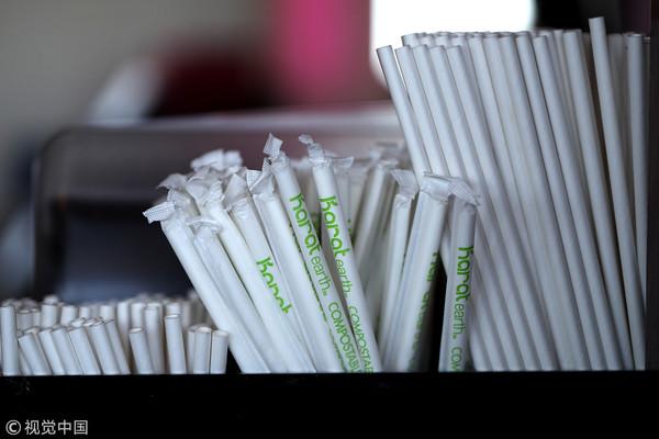年底餐飲業禁用塑膠吸管 大陸「禁塑」時間表出爐 | ETtoday大陸新