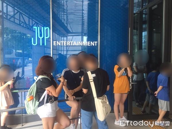 ▲▼直擊!JYP娛樂選秀。(圖/Dr.Korea韓國專業演藝培訓中心提供)