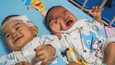 家產只夠救一個!心急爸媽用「抓周」定生死 罕病雙胞胎擇一活