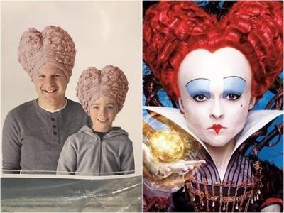 IKEA開賣腦洞外漏「大腦帽」 粉色皺褶cos紅心皇后剛剛好