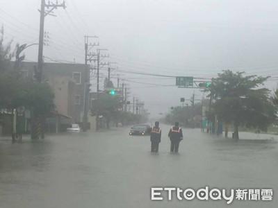中南部淹水找嘸健保卡 註記「0823受災戶」免費換新卡