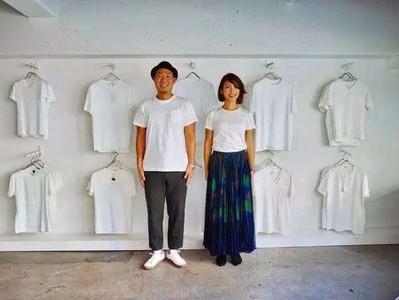 越簡單越講究!東京服飾店只賣白T 跑遍全球只為找到「專屬白」