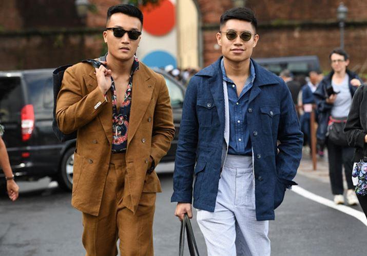 sprezzatura(圖/fashionbeans)