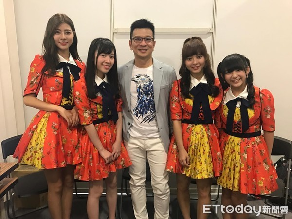 ▲▼陳子鴻接手「AKB48 Team TP」:成為台灣之光。(圖/記者吳睿慈攝)