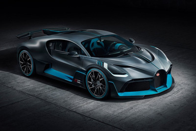 Bugatti Divo不拼極速玩操控