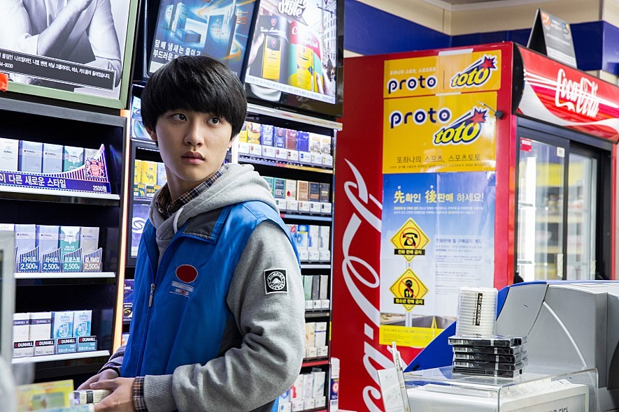 ▲▼南韓超商打工生(示意圖,電影《Cart》劇照/翻攝自Naver Movie)