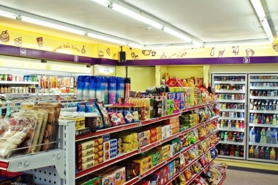 ▲▼南韓便利商店(圖/翻攝自Naver Blog)