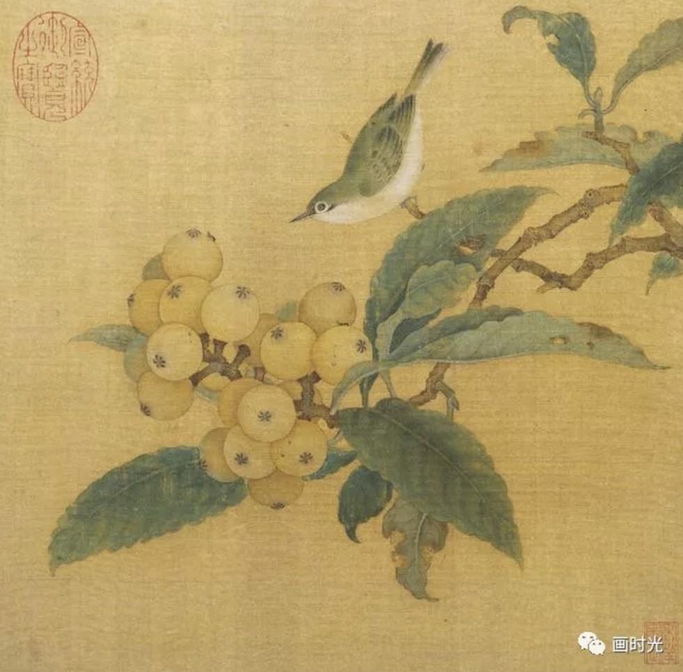 大檸檬用圖(圖/翻攝自微信@畫時光)