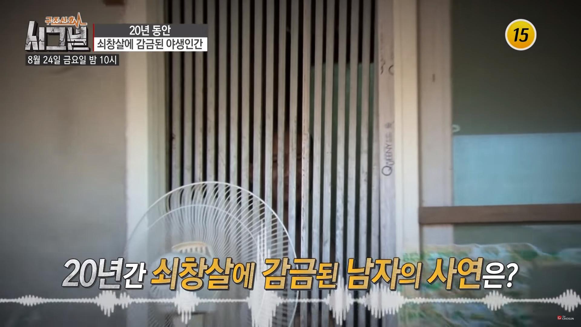 ▲▼南韓鄉村現代版野人(圖/翻攝自Youtube@TVCHOSUN)