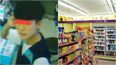 韓超商離譜打工生 上班30分內盜走500萬韓元 翹班還嗆老闆沒給薪
