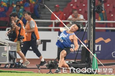 世界田徑錦標賽參賽標準 鄭兆村達標