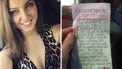 兼職妹幫「滿臉灰土消防員」買單!媒體肉搜驚:她才是需要救濟的人