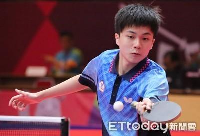 桌球世界排名 林昀儒狂升12名