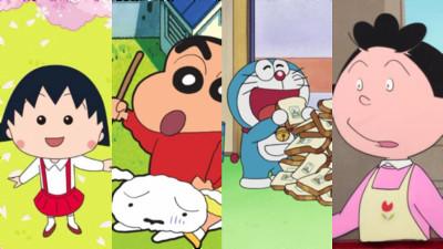 「日本四大國民漫畫」原作者都離開了 網友哀悼:再見,童年。