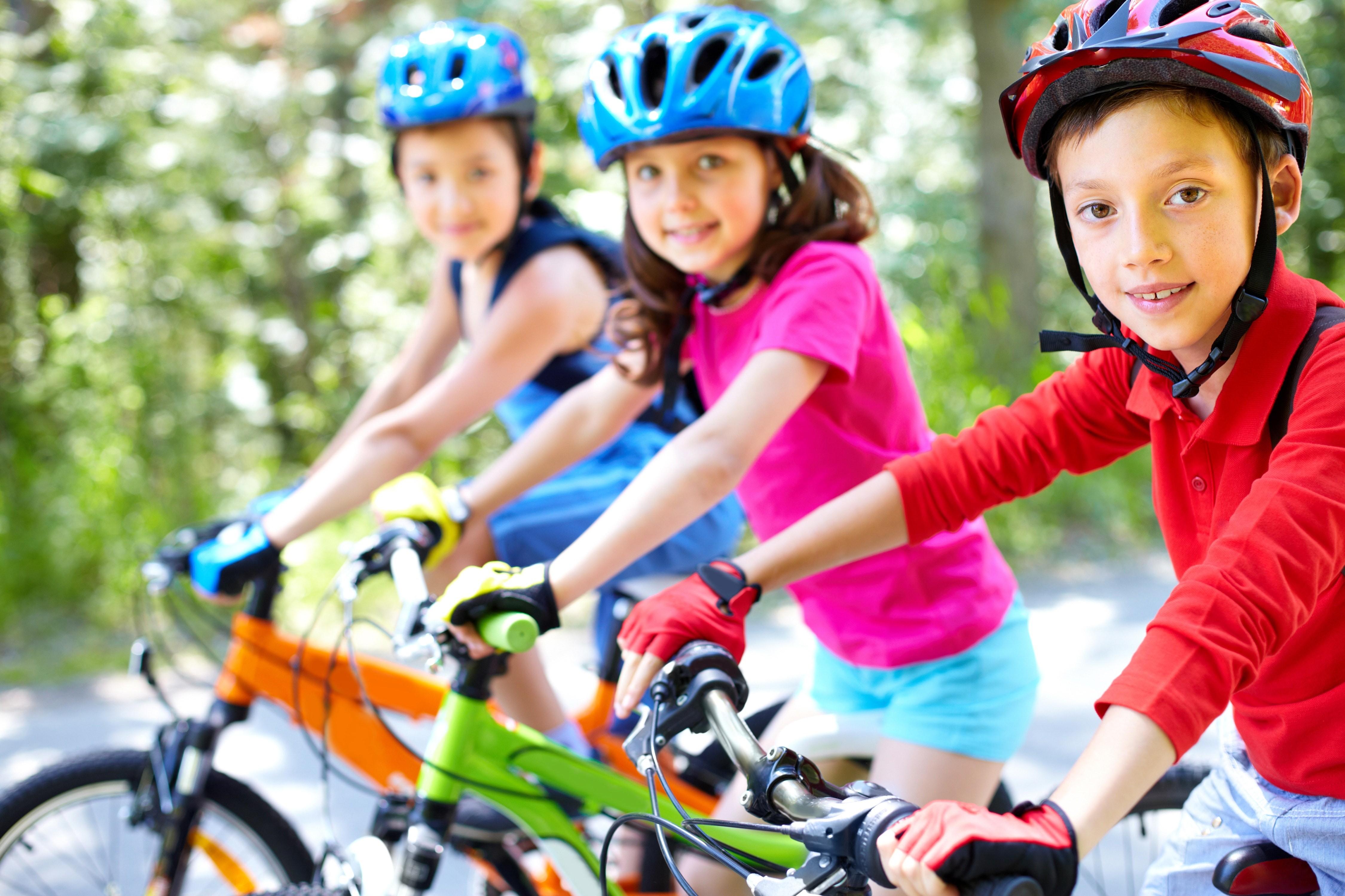 ▲▼南韓規定騎自行車要戴安全帽(圖/取自PEXELS)