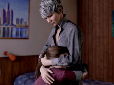 「底特律」救她一生!遊戲角色遭遇太像自己 覺悟帶兒逃離家暴夫