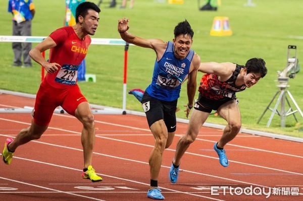 田徑拚東奧門票 陳傑、陳奎儒、黃士峰今赴東京測試賽