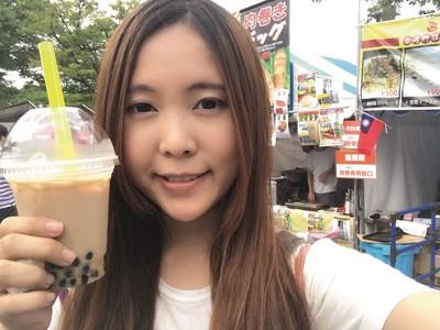 上野公園「台灣季」瘋小吃! 珍奶、蚵仔麵線日人超愛