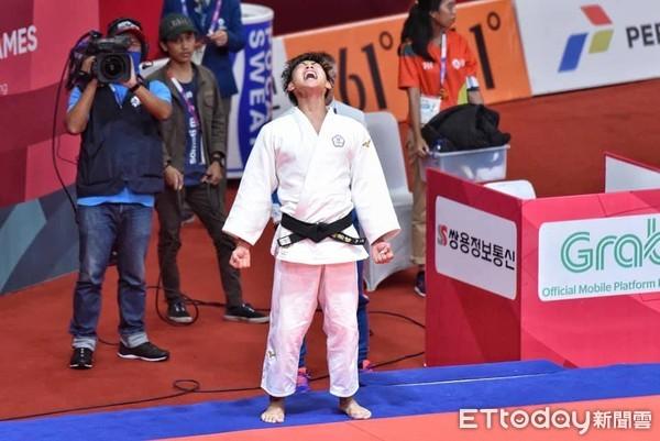 奧運選手施打疫苗 柔道型男楊勇緯教練希望早點打