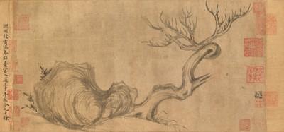 蘇軾《木石圖》4.1億港元拍出
