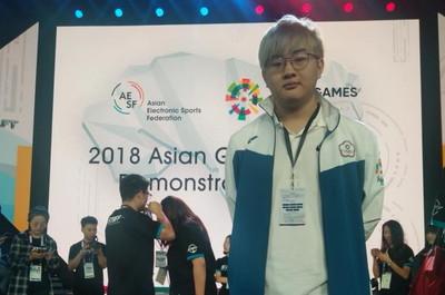 亞運《星海II》中華隊晉級金牌戰