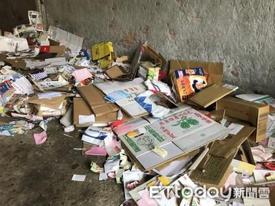 洋垃圾衝擊基層  立委轟環署遲鈍