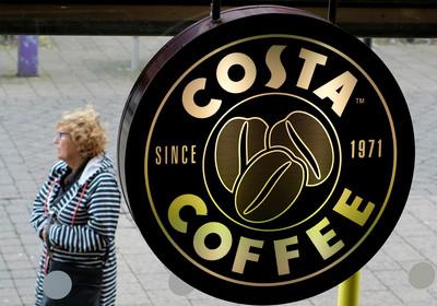 可口可樂斥資1500億收購Costa 正式進軍咖啡市場