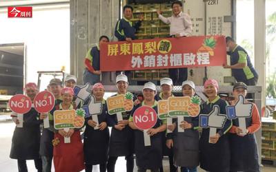 屏東蔬果也能精品化 走入上海貴婦超市..讓台灣農業不再產銷失衡