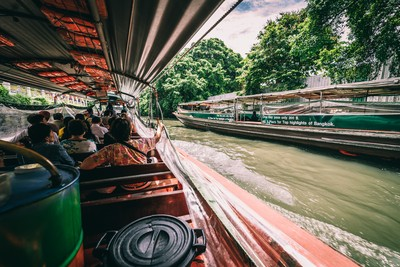 泰國2030年將有4成面積被淹沒