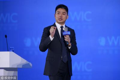 劉強東不起訴 京東股票漲逾10%