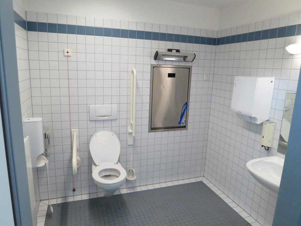 ▲廁所,馬桶,浴室。(示意圖/pixabay)