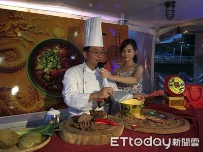統一打造史上最貴泡麵 請來牛肉麵節得獎廚師阿桂師當推手