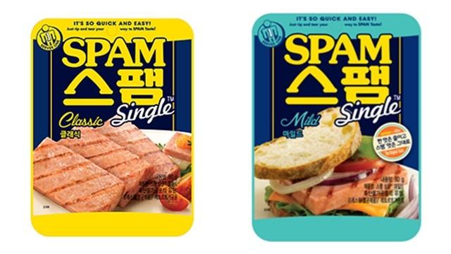 ▲▼午餐肉,火腿,罐頭(圖/翻攝自產品CJ官網)