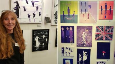 20個人格出現12位「不同風格畫家」 繪畫比賽獨得5名參賽資格